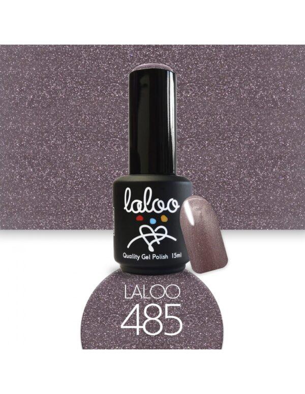 Ημιμόνιμο βερνίκι Laloo Cosmetics 15ml - N.485