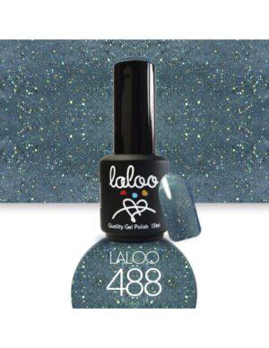 Ημιμόνιμο βερνίκι Laloo Cosmetics 15ml - N.488