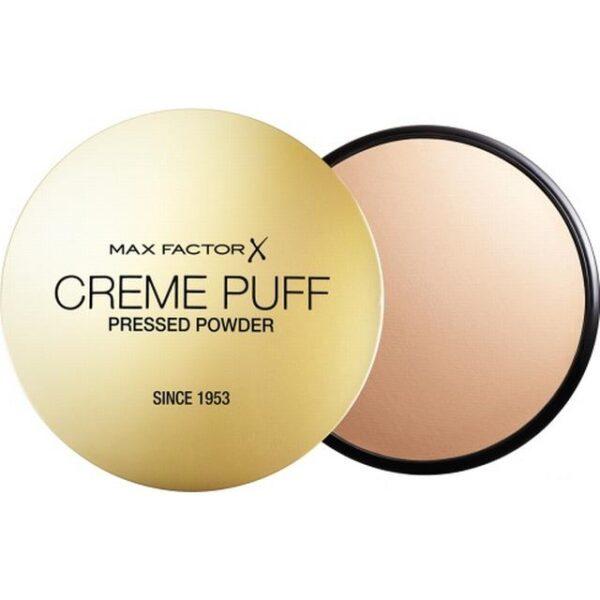 Πούδρα Max Factor Creme Puff Pressed Powder 21g - Deep Beige 42