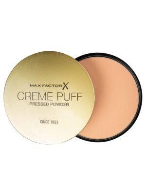 Πούδρα Max Factor Creme Puff Pressed Powder 21g - Nouveau Candle 55