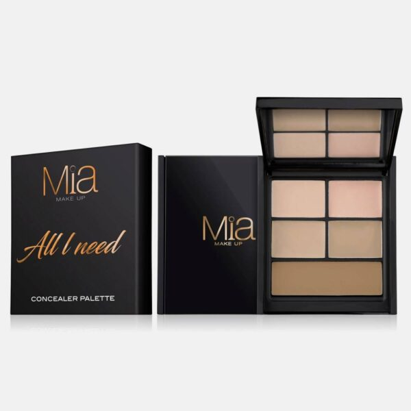 Παλέτα Mia Cosmetics All I Need Concealer Palette - Pinkie ZA015