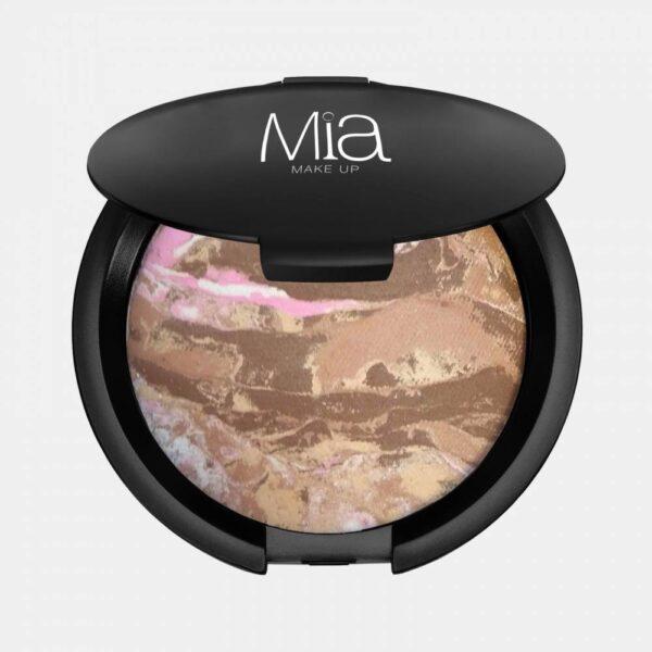 Ρουζ Mia Cosmetics Baked Highlighting Blush Luminescence FR037