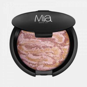 Ρουζ Mia Cosmetics Baked Highlighting Blush Luminescence FR044