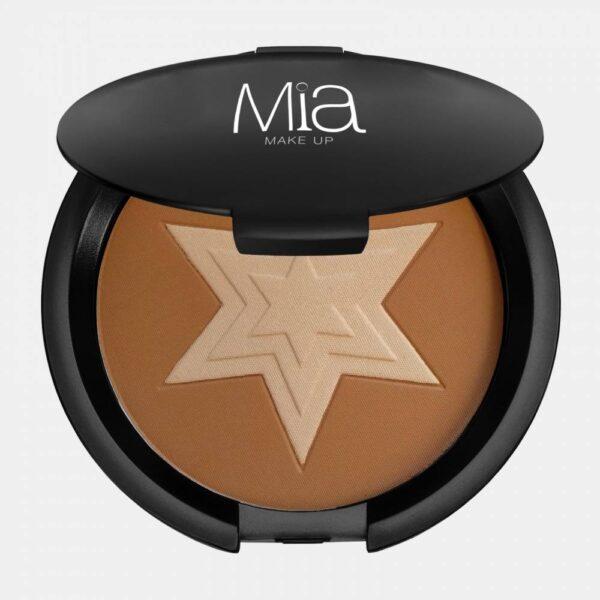 Μπρόνζερ Mia Cosmetics Cosmic Glow Star Bronzer - Amber 77 TR013
