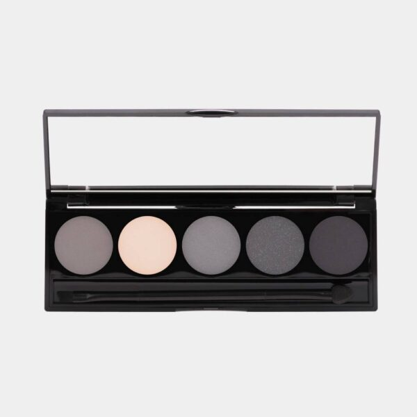 Mia Cosmetics Halo Eyeshadow Palette Smoke PL004