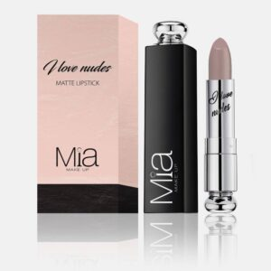 Κραγιόν Mia Cosmetics I Love Nudes Lipstick - Light Nude ZA120