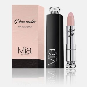 Κραγιόν Mia Cosmetics I Love Nudes Lipstick - Pale Pink ZA124