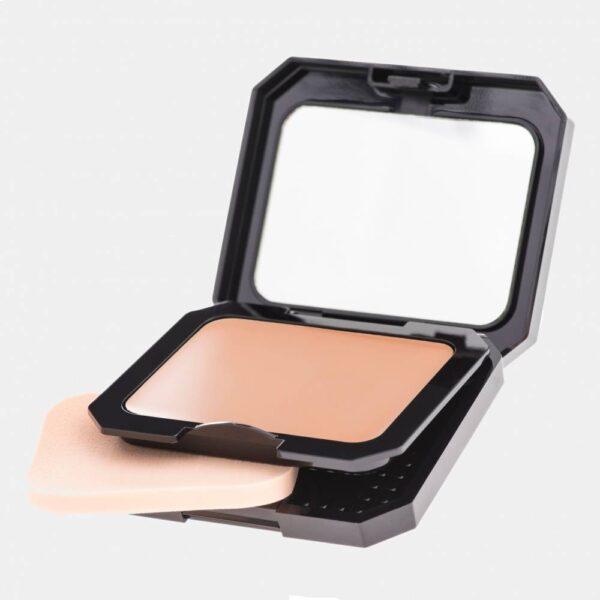 Mia Cosmetics Illusion Cream to Powder Foundation - Tan ZA078