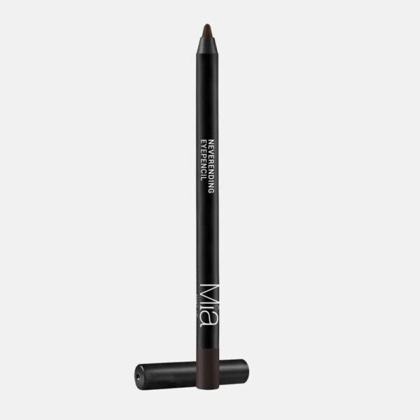 Μολύβι ματιών Mia Cosmetics Neverending Eye Pencil - Long Taupe MO023