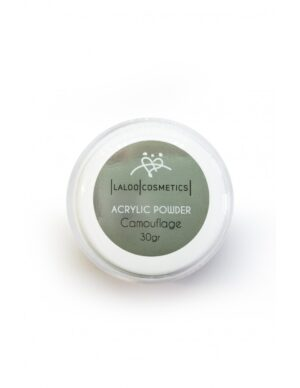 Ακρυλική πούδρα χτισίματος Laloo Cosmetics Acrylic Powder Camouflage 30g