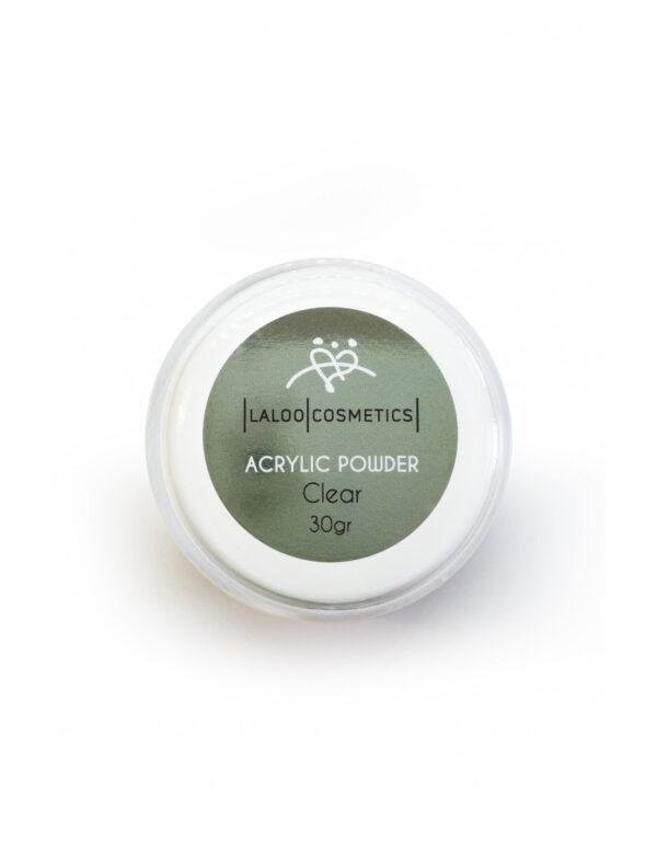 Ακρυλική πούδρα χτισίματος Laloo Cosmetics Acrylic Powder Cleat 30g 01