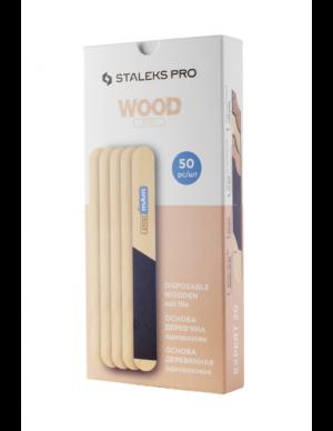 Αναλώσιμες ξύλινες λίμες Staleks 50τμχ. WBE-20