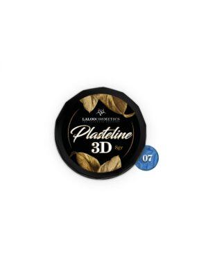 Πλαστελίνη nail art Laloo Cosmetics Plasteline 3D 8g N.07 Μπλε