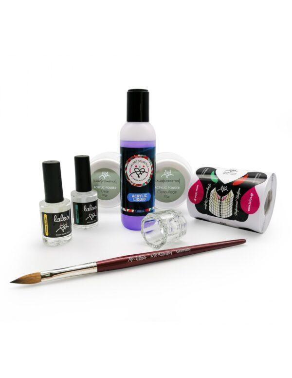 Laloo Cosmetics Acrylic Kit