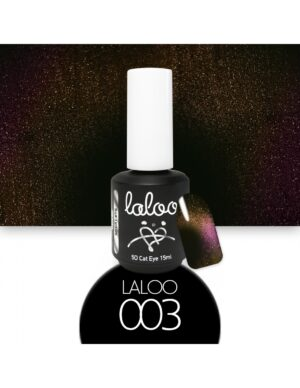 Laloo Cosmetics Cat Eye 5D 15ml N.03 Φούξια-Μωβ
