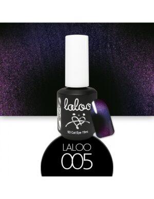 Laloo Cosmetics Cat Eye 5D 15ml N.05 Μπλε-Μωβ