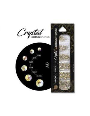 Laloo Cosmetics Crystal Rhinestones AB 1500τμχ.