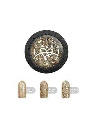 Σκόνη nail art Laloo Cosmetics Glitter Pixel Effect N.02