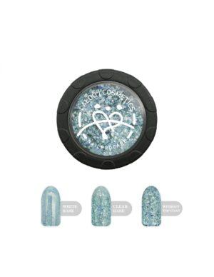 Σκόνη nail art Laloo Cosmetics Glitter Pixel Effect N.04