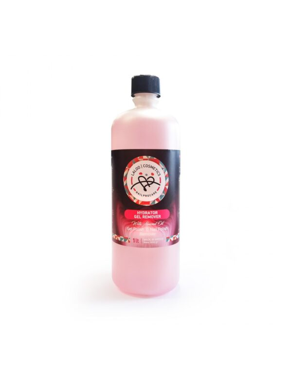 Υγρό αφαίρεσης Laloo Cosmetics Hydrator Gel Remover 1lt