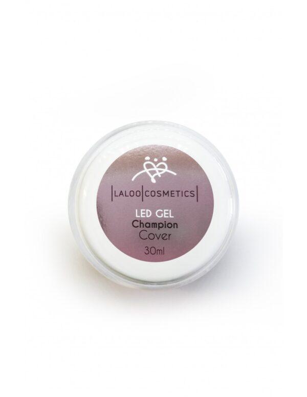 Μονοφασικό τζελ χτισίματος Laloo Cosmetics LED Gel Champion Cover 30ml