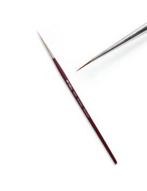 Πινέλο Nail Art Laloo Cosmetics N3/0 Kolinsky