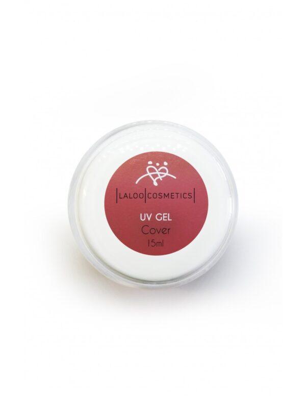 Μονοφασικό τζελ χτισίματος Laloo Cosmetics UV Gel Cover 15ml