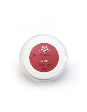 Μονοφασικό τζελ χτισίματος Laloo Cosmetics UV Gel Cover Light 15ml
