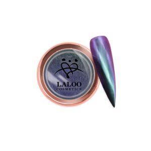 Σκόνη nail art Laloo Cosmetics Chameleon Powder N.01