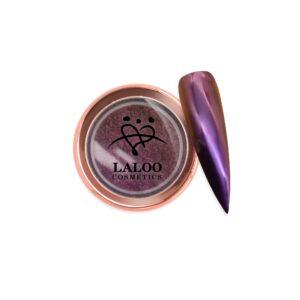 Σκόνη nail art Laloo Cosmetics Chameleon Powder N.03