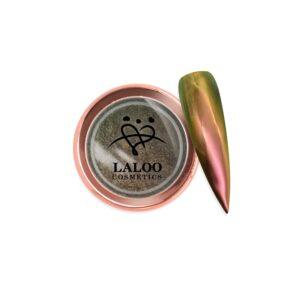 Σκόνη nail art Laloo Cosmetics Chameleon Powder N.04