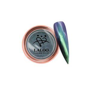 Σκόνη nail art Laloo Cosmetics Chameleon Powder N.05