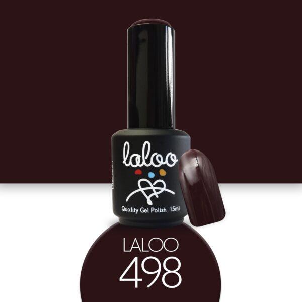 Ημιμόνιμο βερνίκι Laloo Cosmetics 15ml - N.498