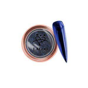 Σκόνη nail art Laloo Cosmetics Titanium Color Mirror Powder N.11