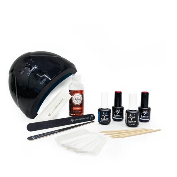Laloo Cosmetics Maxi Starter Kit