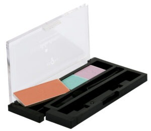 Θήκη για σκιές ματιών/ρουζ Bronx Colors Single Shadow Body Maxi Size