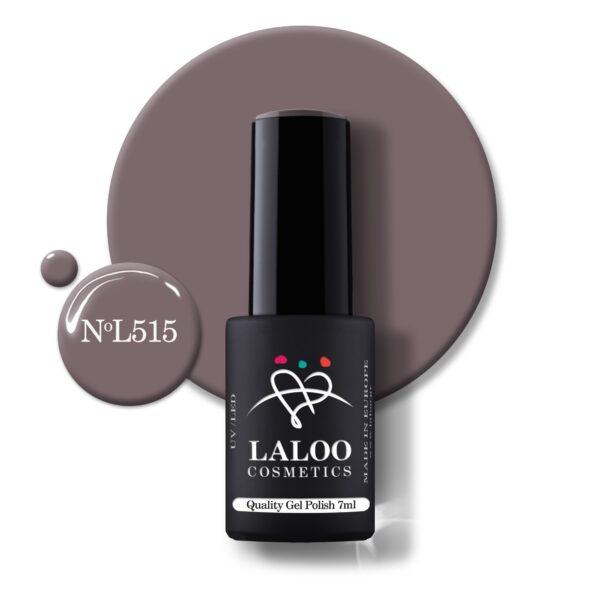 Ημιμόνιμο βερνίκι Laloo Cosmetics 7ml – N.515